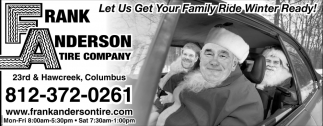 Let Us Get Your Family Ride Winter Ready!
