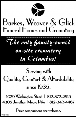 The Only Family-Owned On-Site Crematory In Columbus!