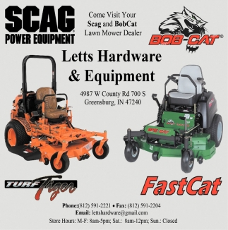 Lawn Mower Dealer