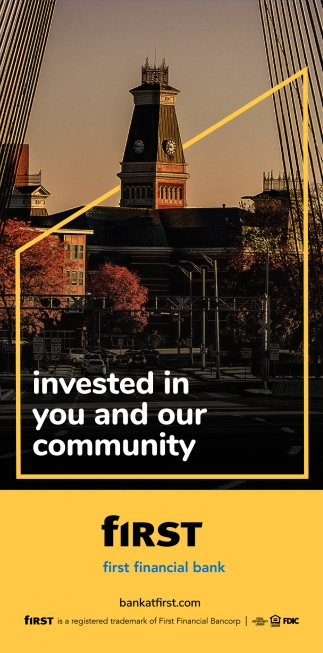 Invested In You And Our Community