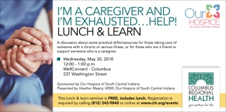 I'm A Caregiver And I'm Exhausted... Help!