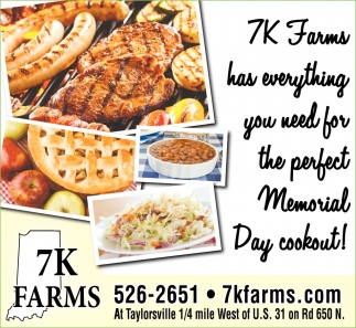 7k Farms Has Everything You Need