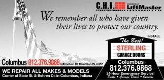 We Repair All Makes And Models