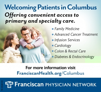 Welcoming Patients In Columbus