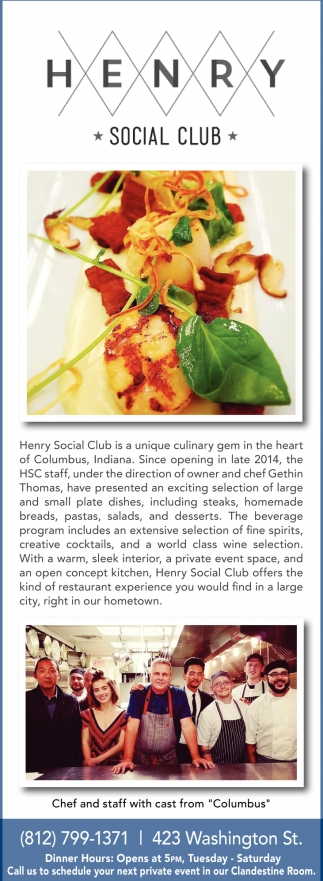 Henry Social Club