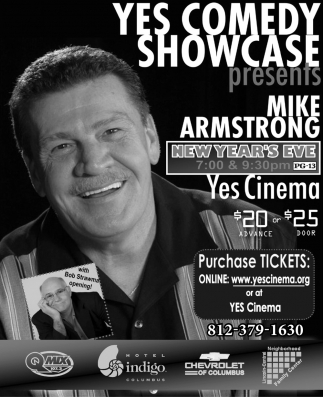 YES Comedy Showcase