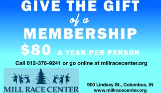 Give The Gift Of Membership