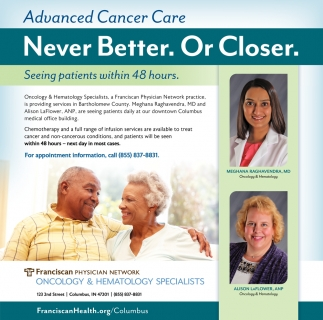 Advanced Cancer Care