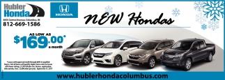 New Honda