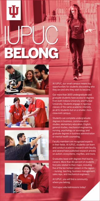 IUPUC Belong