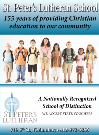 A Nationally Recognized School Of Distinction