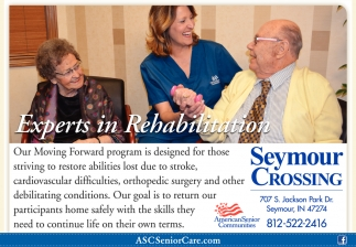 Experts In Rehabilitation