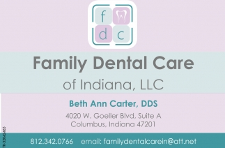 Family Dental Care Of Indiana, LLC