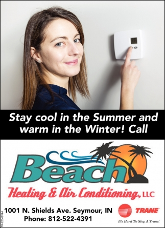 Stay Cool In The Summer And Warm In The Winter