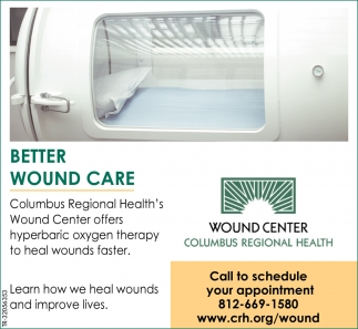 Better Wound Care