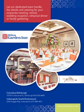 Hitlon Garden Inn - The Garden Grille And Bar