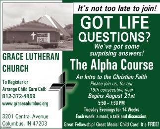 Got Life Questions?