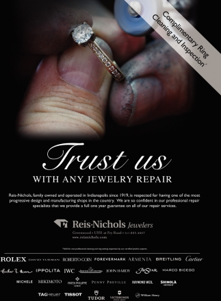 Trust Us With Any Jewelry Repair