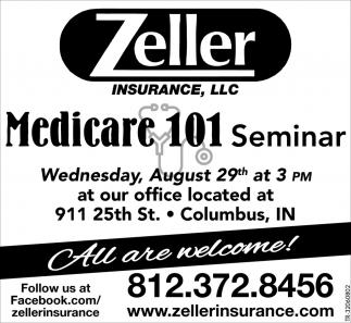 Medicare 101 Seminar