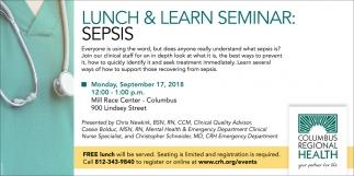 Lunch & Learn Seminar