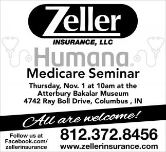 Humana Medicare Seminar