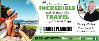Your Land & Cruise Expert