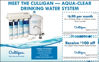Meet The Culligan