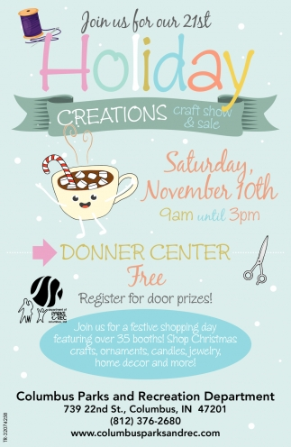 Holidays Creations Craft Show & Sale