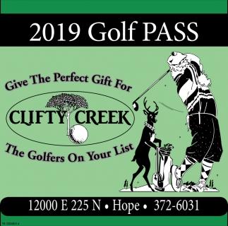 2019 Golf Pass