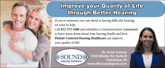 Improve Your Quality Of Life Through Better Hearing