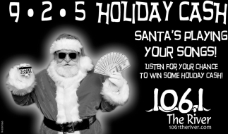 Santa's Playing Your Songs!