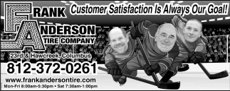 Customer Satisfaction Is Always Our Goal!
