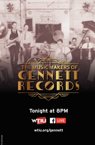 The Music Makers Of Gennet Records