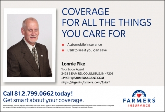 Coverage For All The Things You Care For