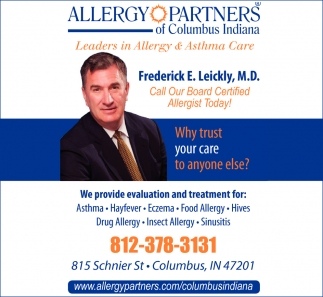 Leaders In Allergy & Asthma Care