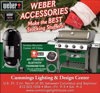 Webber Accessories