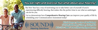 You Eat Right And Exercise, But What About Your Hearing?