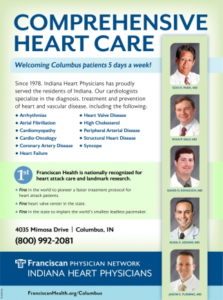 Comprehensive Heart Care