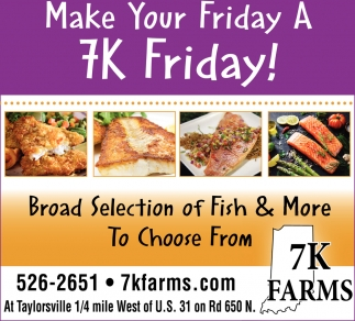 Make Your Friday A 7K Friday!