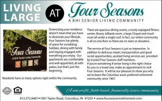 A BHI Senior Living Community