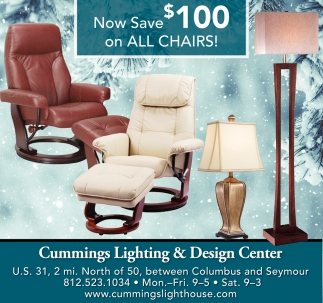 Now Save $100 On All Chairs!