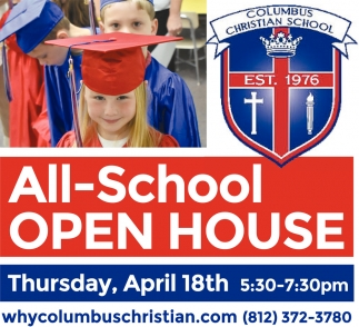 All-School Open House