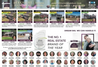 The No. 1 Real Estate Brand Of The Year