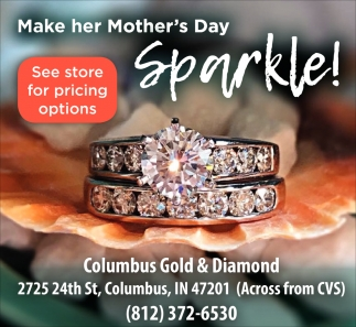 Make Her Mother's Day Sparkle!