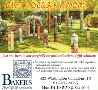 Baker's Fine Gifts & Accessories