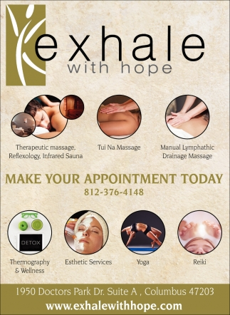 Make Your Appointment Today