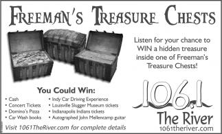 Freeman's Treasure Chests