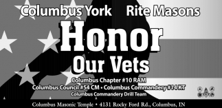 Honor Our Vets
