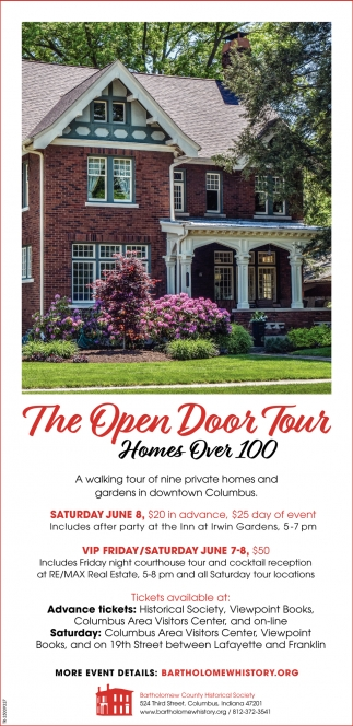 The Open Door Tour