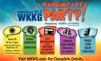 Parking Lot Party!